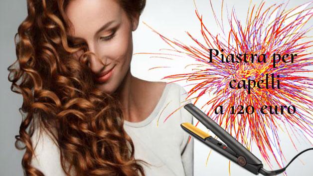 prodotti donna in - Piastra per capelli Lisap